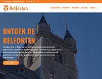 Website voor Belforten.com