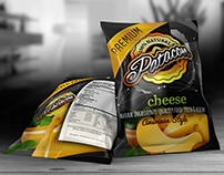"Chips Bag Snack Design ""Patacon"""