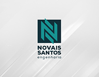 Logotipo NS Engenharia