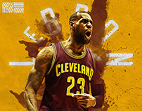 NBA Finals Artwork