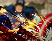 Captain America 75th Anniversary Show Opener 1/2016