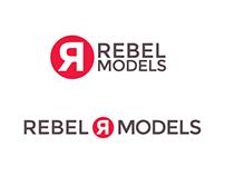 Model agency logo