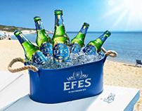 EFES - Enjoy Mediterranean Brandbook & Campaign Video