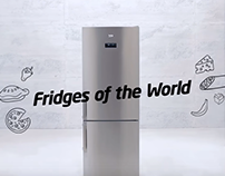 BEKO's Fridges of the World