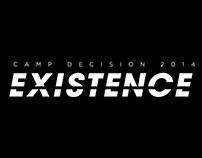 Camp Decision 2014 | Branding