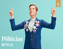 THE POLITICIAN | NETFLIX