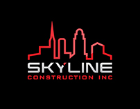 Skyline Construction, Inc Logo