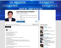 linkedin Online Resume Profile