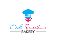 Oral Sensations Bakery - Logo proposal