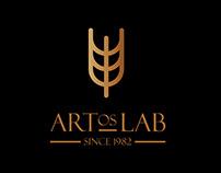 Artos Lab Bakery Brand Identity