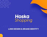 Hoska Shopping - Logo Design & Brand Identity