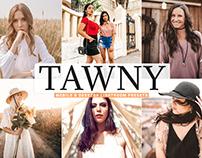 Free Tawny Mobile & Desktop Lightroom Presets