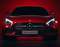 Mercedes-AMG GTS - FULL CGI