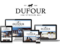 Dufour Dressage: Streaming Service