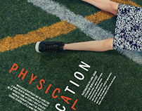 Athletic-wear fashion feature