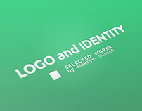 Logo and Identity. SELECTED WORKS
