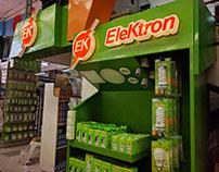 Elektron Floor Display