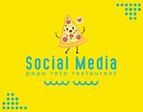 Papa Roto - Social Media