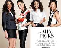 "INTERMIX ""In The Mix Picks"""