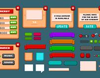 UI - Pixel Art Set