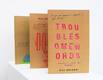 Bill Bryson Book Covers