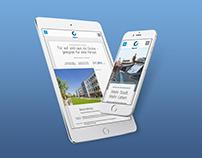 Relaunch Webdesign for degewo
