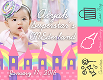 [Layout Design] Aiyah Superstar's ONEderland