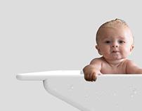 Baby Hive- Convertible Baby Tub