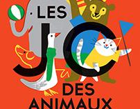 Les JO des Animaux / MeMo Éditions