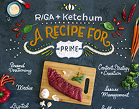 R/GA + Ketchum: A Recipe for Prime