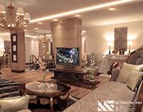 Mr.Muhammed El-Obrosley (livingroom-dinning)