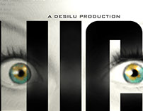 Movie Poster Recreation: Lucy