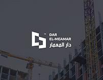 Dar El-Meamar | Brand Identity