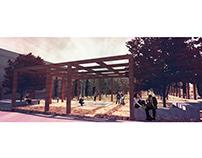 Qazvin local park