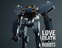 "LOVE, DEATH + ROBOTS ""BLINDSPOT"""