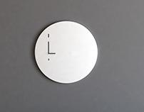 Circle Wall Clock - Bdo