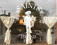 Saints Island Pies | Branding & Package Design