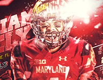 2015 Maryland Football - Will Likely Infographic