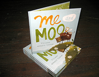 Me and Moo - Picture Book Illustration
