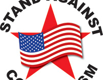 Stand Against Communism Logo