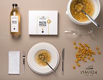 Tortellini kit Italiqa