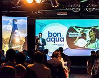 Presentación Bonaqua / Mapping + Puesta Visual.