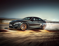 BMW M4 GTS Postproduction