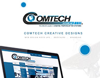 Comtech Systems Engineering Creative Design
