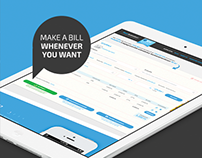 SzamlazzMost - responsive billing website