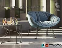 free scene 4 corona render