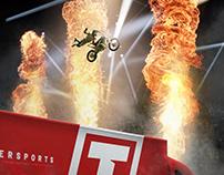 Tucker Powersports Branding