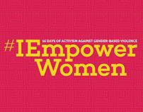 #IEmpowerWomen
