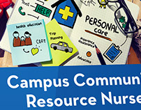 Campus Community Nurse Poster