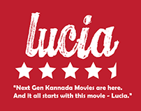 Minimal Poster of Lucia Movie